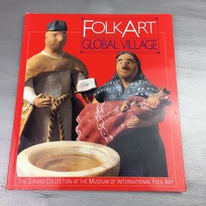 Folk Art from the global village picture book